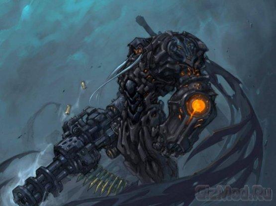 ����������� Darksiders �� ������ � ����� Crytek
