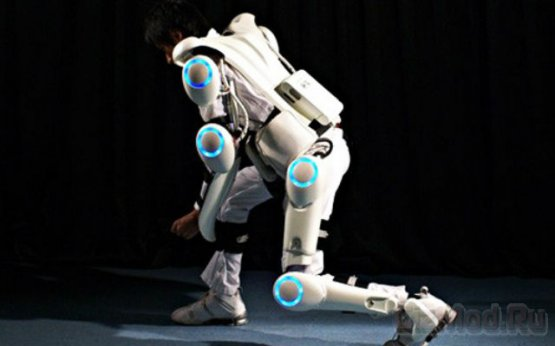 Cyberdyne HAL испытают на пациентах