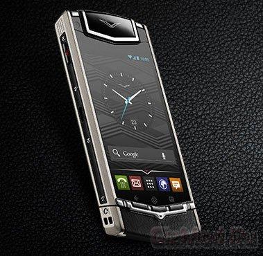 Первый Android-смартфон Vertu Ti