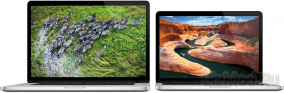 Apple обновила MacBook Pro с дисплеем Retina
