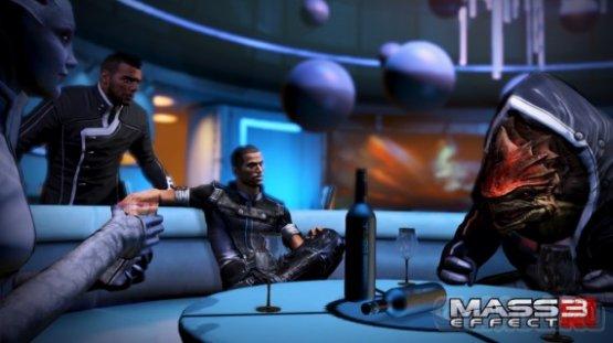 ��������� DLC � Mass Effect 3