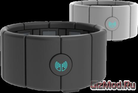 Браслет MYO для управления электроникой жестами