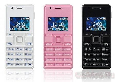 Самый маленький телефон из Японии