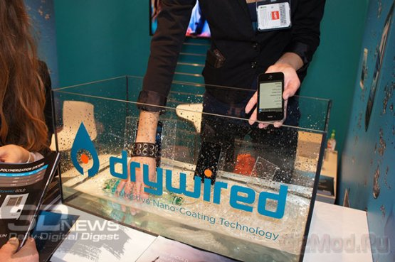 �������� DryWired ������� ����� ������ �� ����