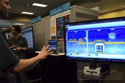 Kinect может заменить мышку