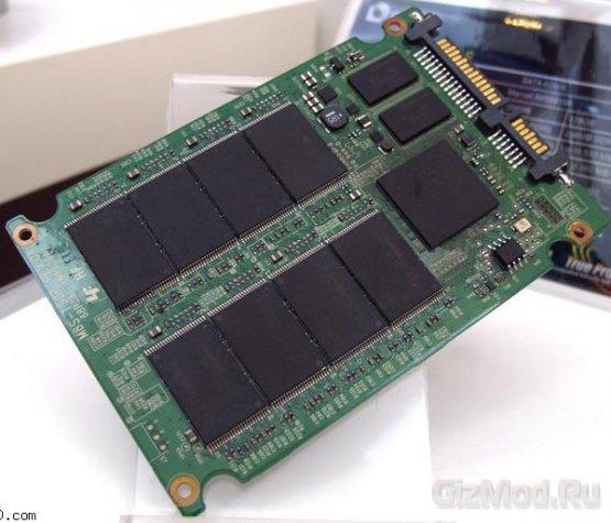SSD Plextor с флэш-памятью типа TLC NAND