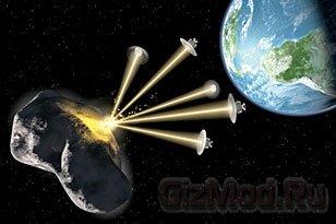 Роскосмос строит защиту от астероидов