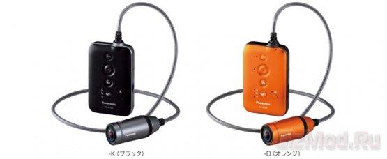 Экшн камера Panasonic HX-A100 скоро в продаже