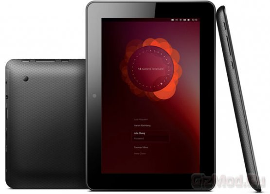 �������� U7 � �� Ubuntu �� ��������� � �������