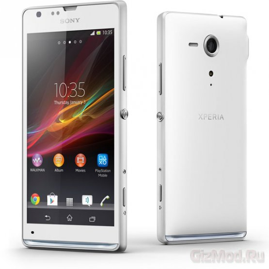 ������������ ��������� Sony Xperia SP � Xperia L