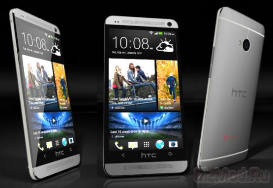 ����������� �������� HTC One �������� �������� ����