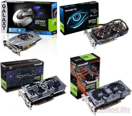 ���������� GeForce GTX 650 Ti Boost ������� ����