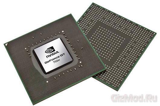 GPU Nvidia GeForce 700M ����������� �����