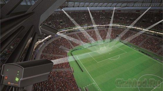 Система слежения за мячом на Чемпионате мира 2014