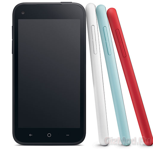 Facebook First совместно с HTC представлен официально