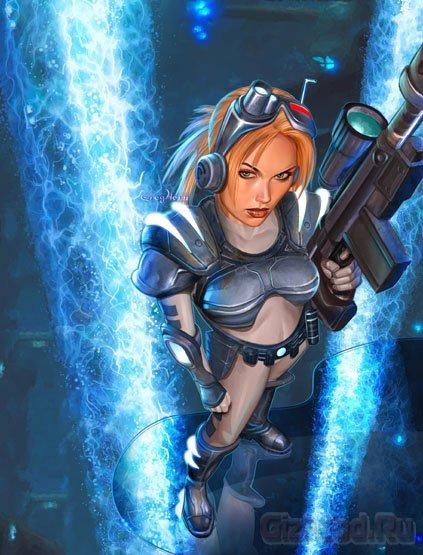 StarCraft: Ghost ���-���� ������