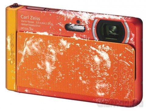 ��� ������� � ������� ����� Sony Cyber-shot