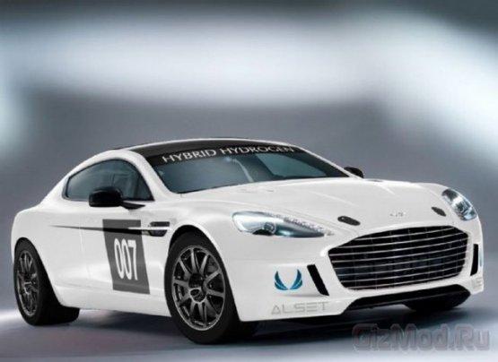 ��������� Aston Martin Hybrid Hydrogen Rapide S