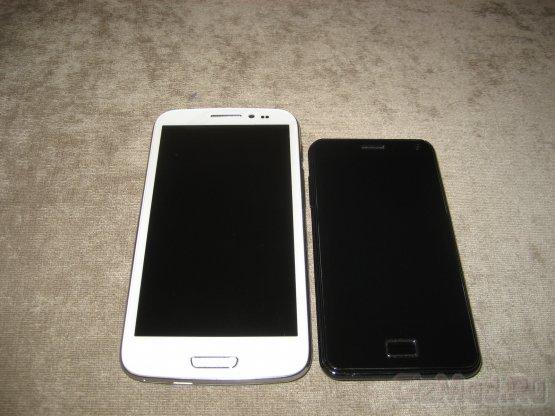 Краткий обзор смартфона CAESAR A9600
