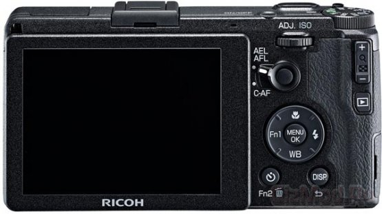 ���������� ������ Ricoh GR ������� APS-C