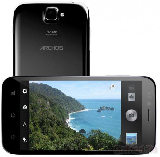 Archos представила три смартфона стоимостью от $99