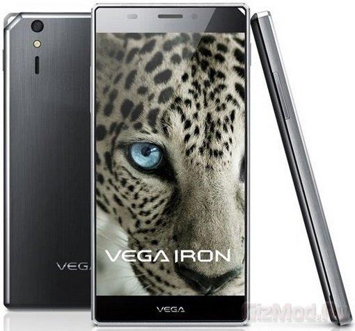 �������� Pantech Vega Iron ����������� �����