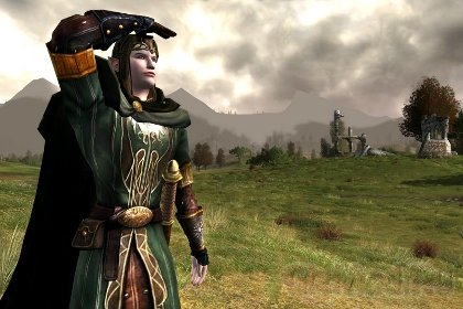 ���������� � The Lord of the Rings Online