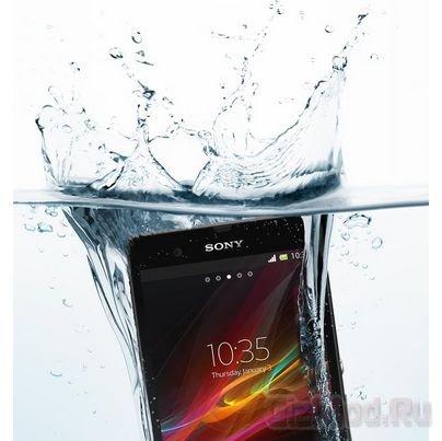 Sony ������� �������� Xperia ZR