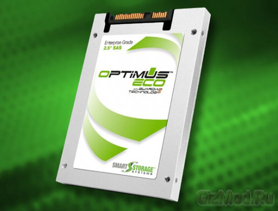 SSD накопители Smart Storage Systems Optimus Eco до 2 ТБ