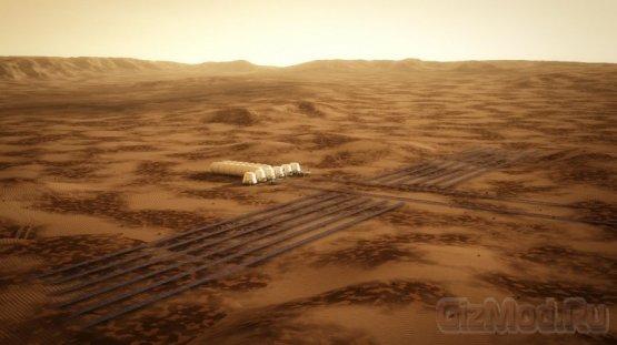 Mars One: 80 ����� �������� ����� �����������
