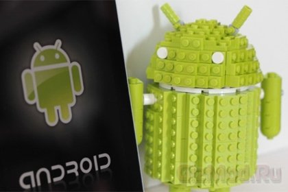 ����������� �� ������� ������� � Android