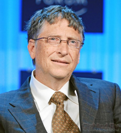 """Билл Гейтс снова на вершине """"хит-парада"""""""