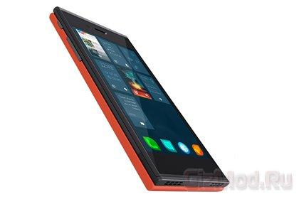 Jolla выпускает первый смартфон на Sailfish OS