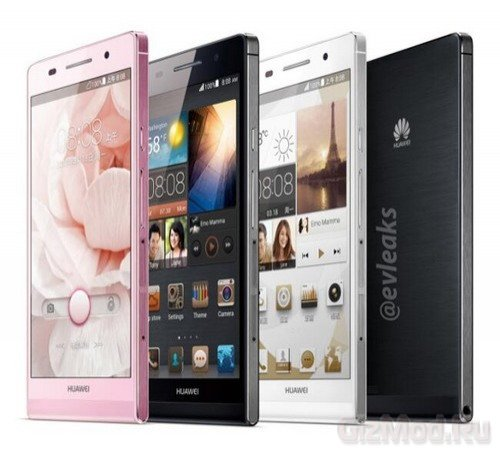Huawei Ascend P6 �������� 6,18-�� �� ����������� ����
