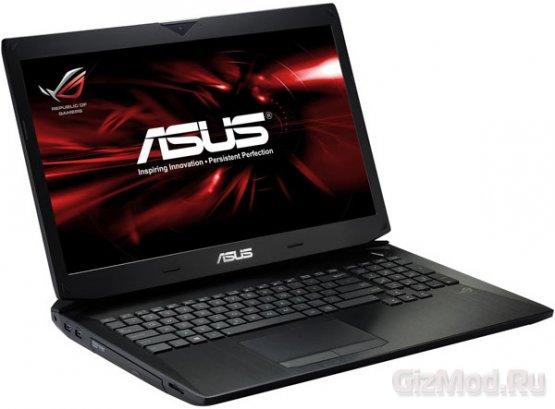 ������� ��� �������� Asus G750