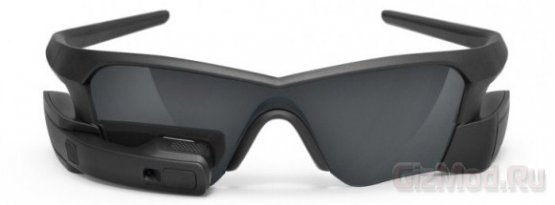 Recon Jet: ����������� Google Glass �������