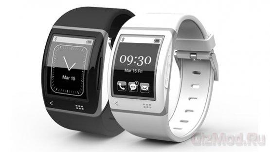 E-Ink экраны Mobius для наручных часов