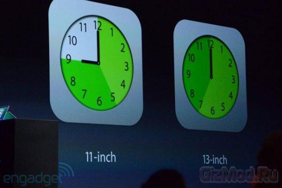 Обновленные Apple MacBook Air