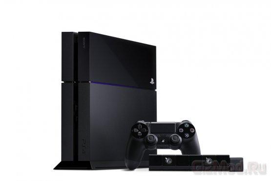 PlayStation 4 ������ ��� ������������ �����������