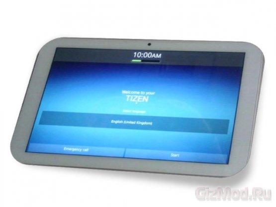 ОС Tizen 2.0 появится в планшете Systena Corporation