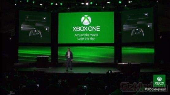 ������� Xbox One ������ � ������ � ���� ����