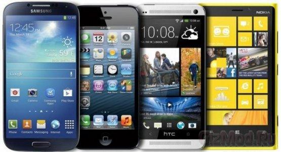 Сравнение аккумуляторов флагманских смартфонов