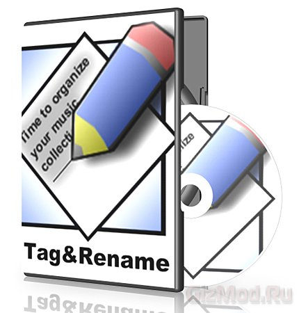 TagRename 3.7 - редактор метаданных