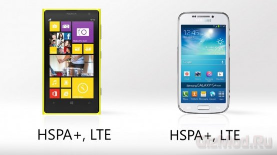 Samsung Galaxy S4 Zoom VS Nokia Lumia 1020
