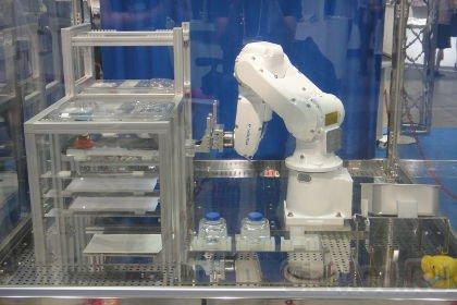 Робот по уходу за грызунами