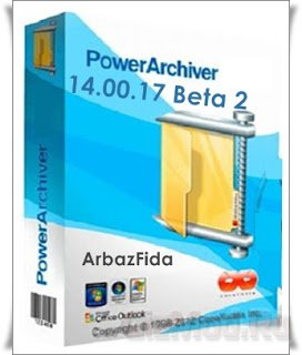 PowerArchiver 14.00 Beta 4 - качественный архиватор