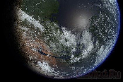 """Земля подхватила """"жизнь"""" от Марса"""