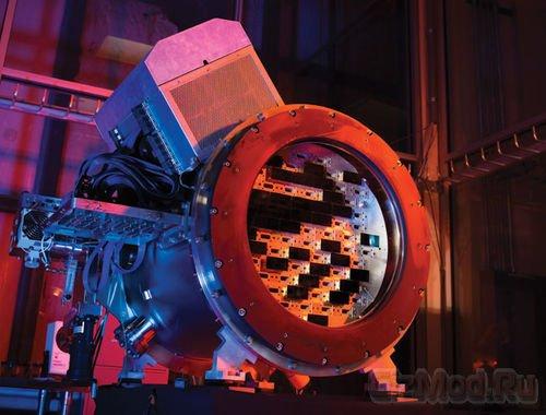 Темную энергию пытаются найти мощнейшей камерой