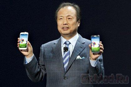 Samsung выпустит смартфон с 64-битным процессором