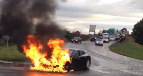 � Tesla Model S ������������� �����������